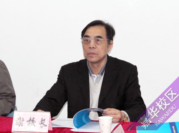 谢维信教授:嘉华首席总顾问,原深圳大学校长