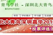 青鸟学社网站设计