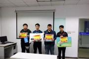 深圳嘉华学校软件开发专业T137班举行jQuery页面特效大赛