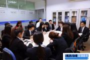 北大青鸟深圳嘉华学校召开开学季教学管理专题会议