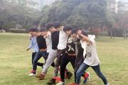 深圳嘉华学校T157班户外拓展带你领略强大的团队力量