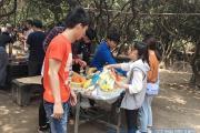 春游记·北大青鸟深圳嘉华学校T154班游凤凰山