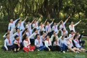 一路有你 深圳嘉华学校T158班学员户外团队素质拓展