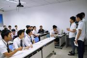 第四届北大青鸟杯全国IT精英挑战赛进入校区评审阶段