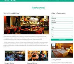 T142第一小组酒店管理网页