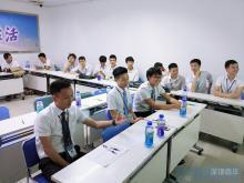 S1项目答辩 恭喜深圳嘉华S1T156班第一学期顺利结课