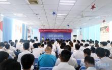 深圳嘉华BENET专业二季度月考表彰大会 向榜样看齐!
