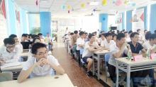 亲爱的校友们、同学们欢迎参加爱在嘉华校友会