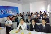 学以致用 北大青鸟深圳嘉华四班级举行HTML网页设计大赛