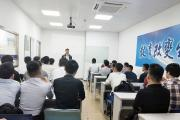 求实战型IT人才  两企业在北大青鸟深圳嘉华学校举行联合招聘会