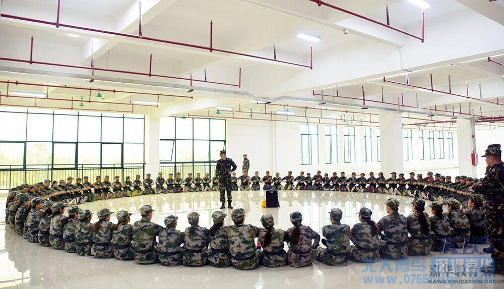 嘉华教育集团2018精英教师拓展训练圆满结束