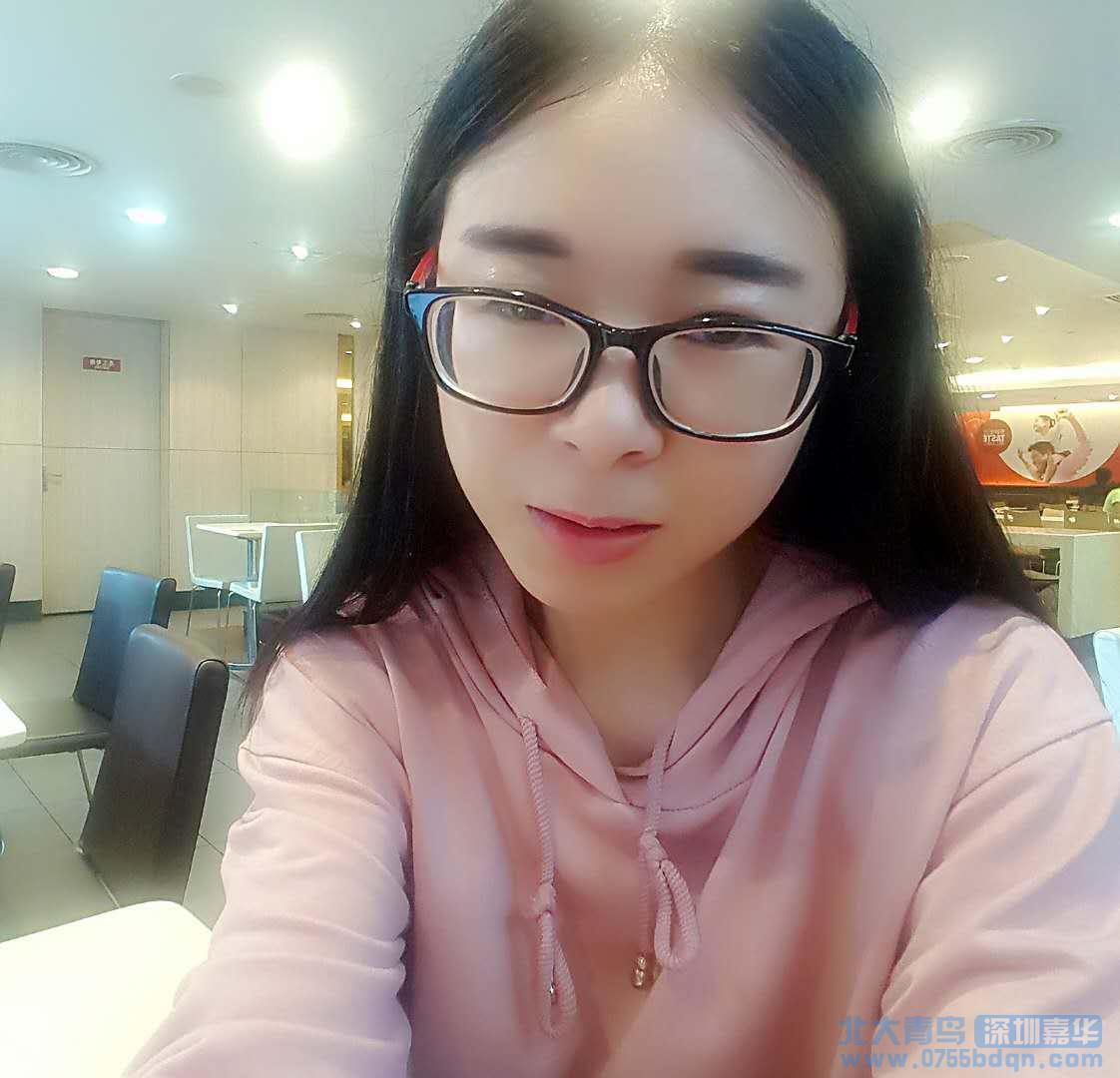 北大青鸟深圳嘉华学校学员就业感言