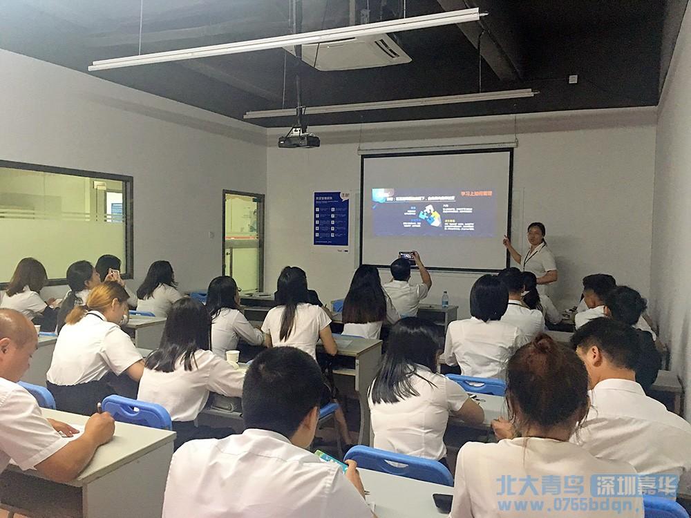 嘉华教育集团班主任培训专项会议