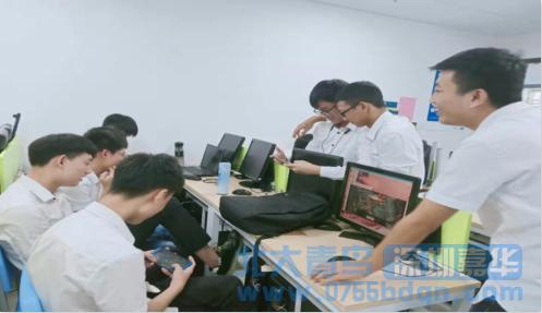 深圳北大青鸟教学怎么样