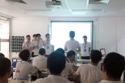 决战编码  深圳嘉华学校T90班举行Java知识竞赛