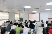 向榜样看齐 深圳嘉华举办三季度优秀学员表彰大会