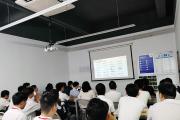 合作企业星网信通到深圳嘉华学校招聘啦