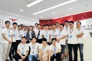 我们毕业了  深圳嘉华学校JT84班举行毕业项目答辩