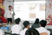 网络工程学子秀技能北大青鸟深圳嘉华学校举办PPT大赛