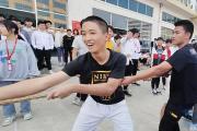 北大青鸟深圳嘉华学校校园拔河半决赛特辑