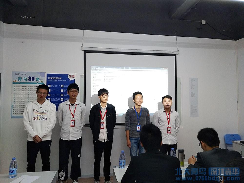 网络工程项目答辩如何做?深圳嘉华学校BT139班学子告诉你